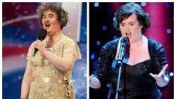 Susan Boyle neemt na 10 jaar opnieuw deel aan 'Got Talent' en krijgt meteen een Golden Buzzer