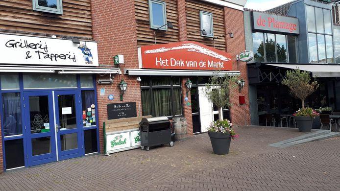 Café Dak van de Markt