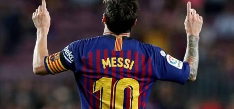 Messi blinkt meteen uit bij start Spaanse competitie