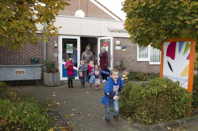 Mogelijk kan sluiting van basisschool Het Noordermerk worden voorkomen.