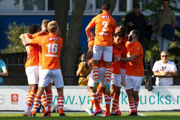 TEC won afgelopen weekend nog met 3-1 van Excelsior Maassluis.