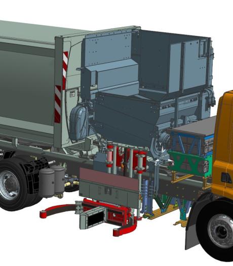 VDL ontwikkelt elektrische voertuigen voor afvalinzameling