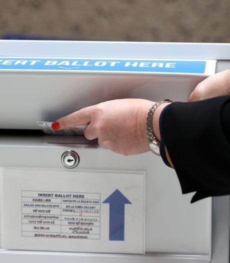 """Trump prié de retirer ses """"urnes électorales"""" installées sans autorisation en Californie"""