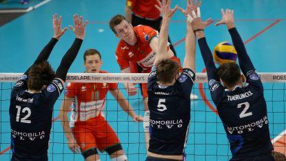 Vanavond start nieuwe volleybalcompetitie: 'Grote 2' onder druk