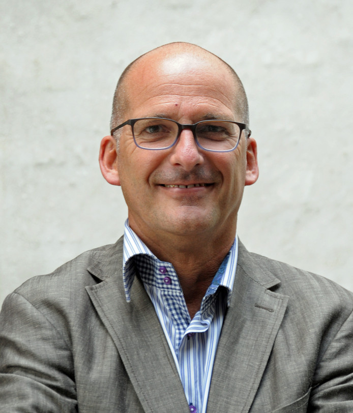 Voormalig wethouder Frank van Driessche