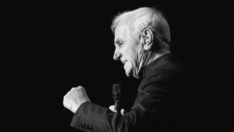 Charles Aznavour Beeld belga