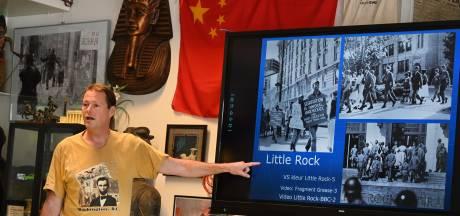 Geschiedenisleraar Cambium Koen Hubers de-op-een-na-beste van het land