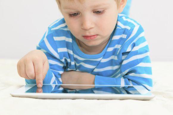 Vanaf wanneer is het aangewezen om je kids een tablet te laten gebruiken?