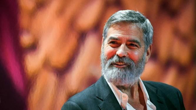 """George Clooney deelde 14 miljoen dollar uit aan dichte vrienden: """"Zonder hen had ik veel minder kunnen verwezenlijken"""""""