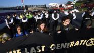 Klimaatactivisten willen Heathrow Airport lamleggen: politie houdt oogje in het zeil tijdens protest