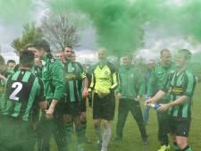 Hapse Boys wacht 'Ajax-scenario' in strijd om het kampioenschap