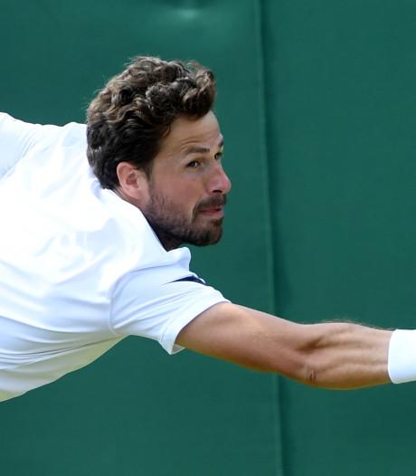 Haase verliest kansloos in eerste ronde ATP-toernooi Umag