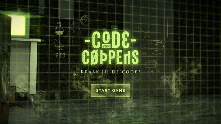 'Code Van Coppens', de game
