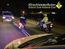 Dordtse scooterrijder (23) krijgt drie bonnen en moet lopend naar huis