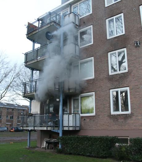 Verwarde brandstichter niet terug naar Professor Evertslaan