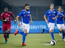 FC Den Bosch in slotfase voorbij Jong FC Utrecht