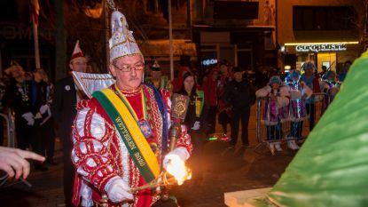 Carnavalisten Wetteren verbranden 'Dennis' na weekend zonder stoet