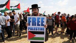 Duizenden Arabieren protesteren tegen Israëlische onafhankelijkheidsdag
