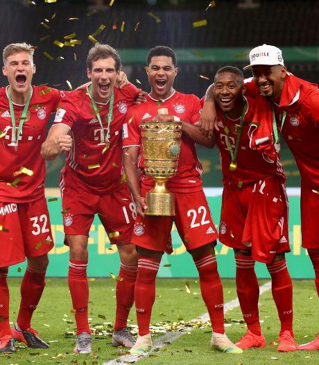 'Rekordmeister' Bayern blijft records aaneen rijgen