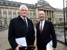 Geert Bourgeois et Rudy Demotte nommés préformateurs par le Roi