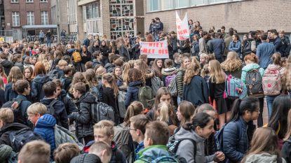 Weer fel protest tegen geplande hervorming secundair onderwijs in Roeselare
