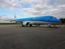 Nieuwe KLM Cityhoppers onderweg uit Brazilië