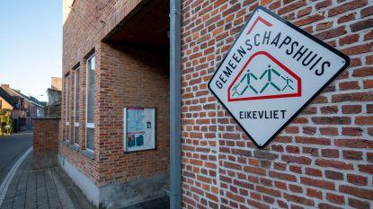 Bornem investeert 835.000 euro in gemeenschapshuizen, maar werking in Eikevliet wordt stopgezet