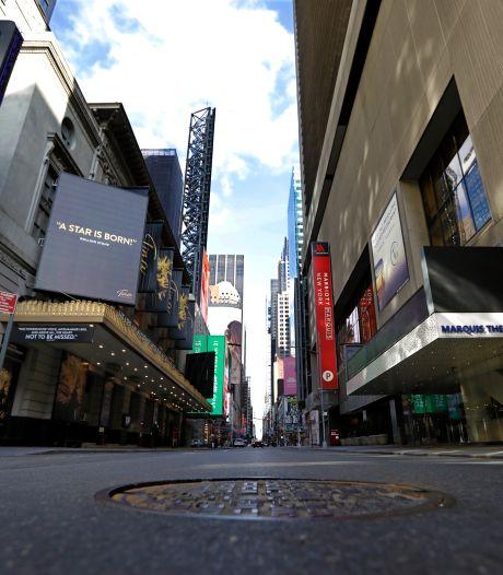 Theaters Broadway blijven zeker tot 2021 dicht