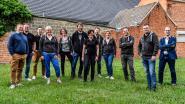 Vzw Lebbeke Bruist! lanceert Santéboetik: hele zomer ambiance in tuin Galerij De Fontein