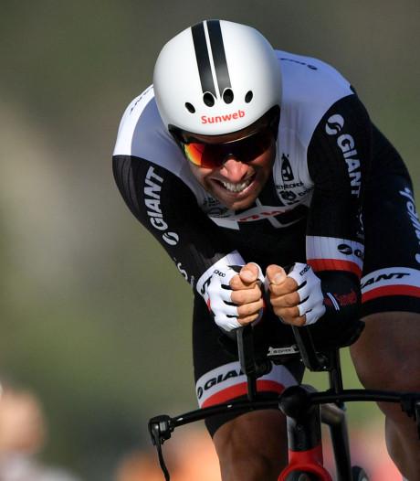 Matthews wint secondenspel in proloog Ronde van Romandië