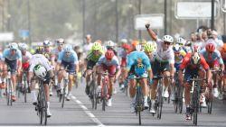 KOERS KORT. Trentin sprint naar zege in Ruta del Sol, Wellens blijft leider - Nizzolo wint in Oman, Lutsenko eindlaureaat