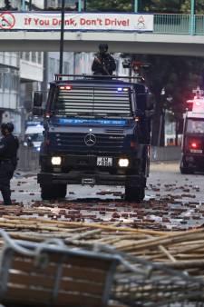 Eerste Utrechtse student teruggekeerd uit door rellen geteisterd Hongkong