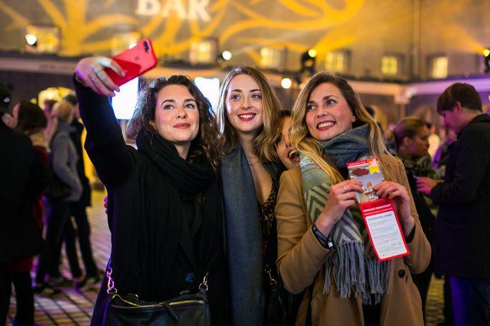 Museumnacht Amsterdam is jaarlijks razend populair met ruim 30.000 bezoekers.
