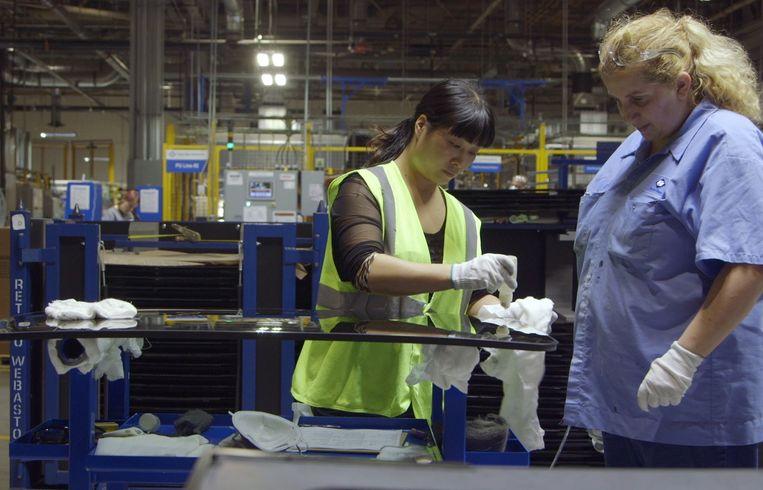American Factory. Beeld