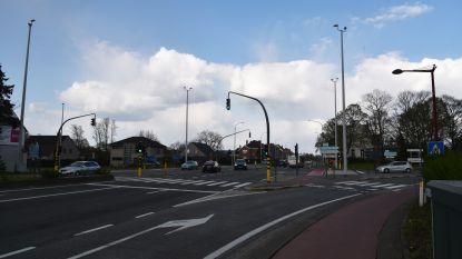 Extra verkeershinder op Haachtsesteenweg door werken