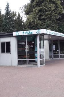 Geen vis meer te koop op Ridderplein in Gemert