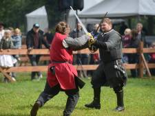 Kasteelfeesten vieren 60 jaar Rode Ridder met riddertornooi