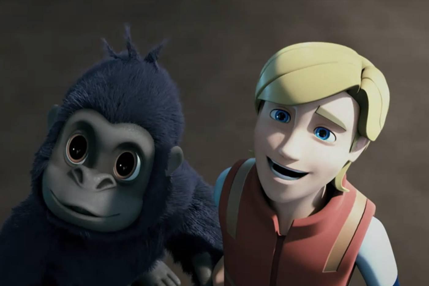 Kong - Koning van de Apen