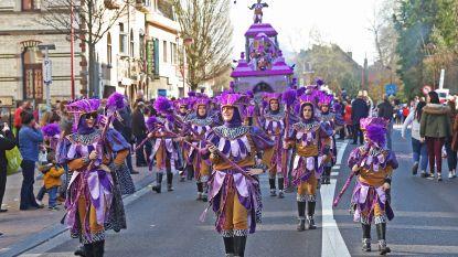 Zondag carnavalsstoet in Asse: verkeer moet omleiding volgen