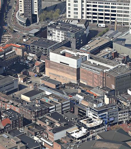 Studie eigenaren naar woontoren achter V&D in Eindhoven