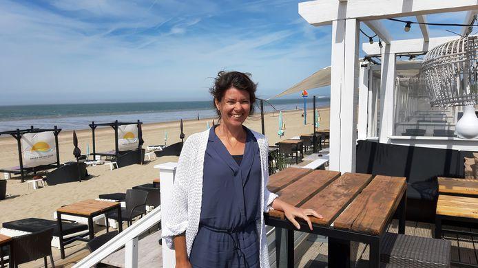 Wethouder Lies van der Pol: ,,Dichtslibben van strand is niet alleen een probleem van Westvoorne.''
