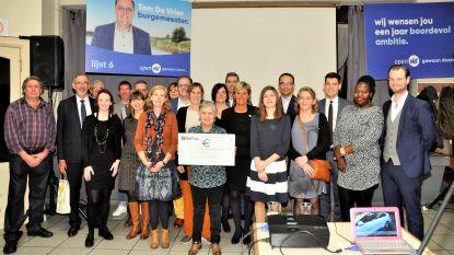 Feest van de burgemeester levert 2.280 euro op voor De Cirkel