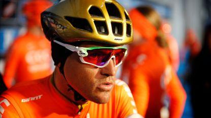 "Van Avermaet popelt om weer te koersen, maar kampt ook met blessure: ""Gevolg van slechte positie op mountainbike"""