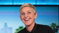 Ellen DeGeneres reageert op knotsgekke theorie van Trump Jr.