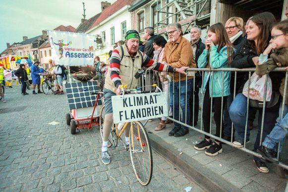 De klimaatflandrien.