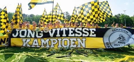 Jong Vitesse opent competitie bij VVSB