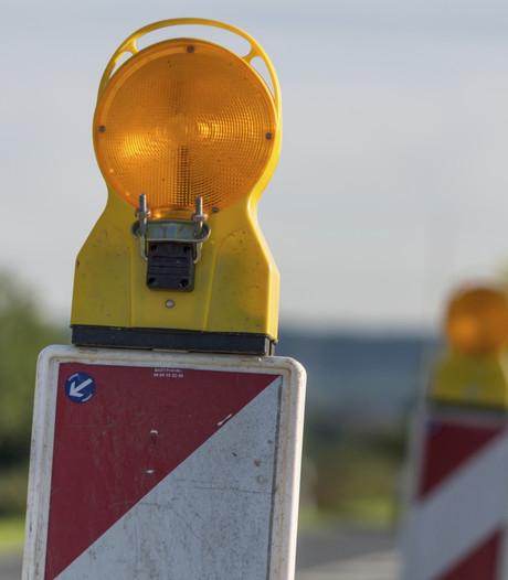 Deze zomer verkeersoverlast door ombouw N279 bij De Brand