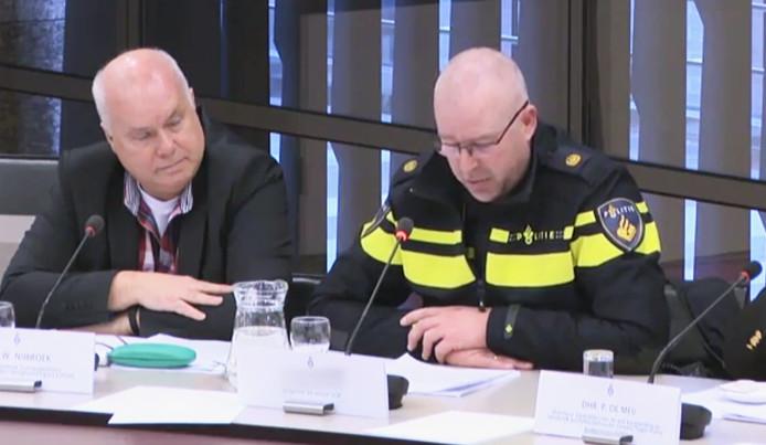 Politieagent Marcel Toet vertelt zijn verhaal.
