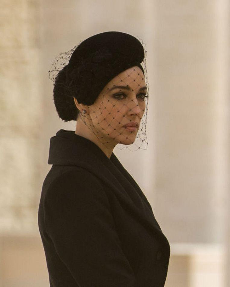 Monica Bellucci als Lucia Sciarra in Spectre (2015) Beeld