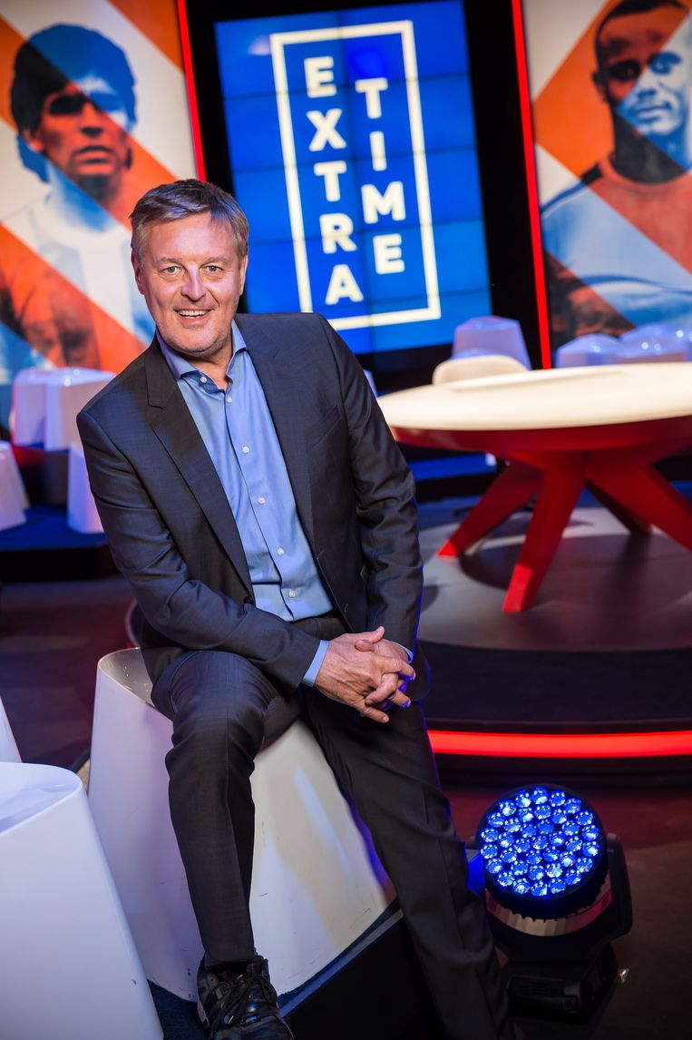 """Frank Raes: """"Jan Mulder en Marc Degryse zijn dan wel vertrokken, met Gert Verheyen hebben we de allerbeste analist binnengehaald."""""""